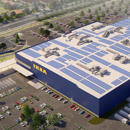 IKEA eleXsys Microgrid - Adelaide